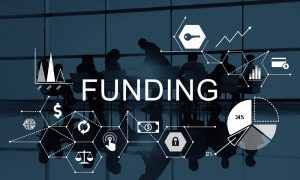 funding people background stock image