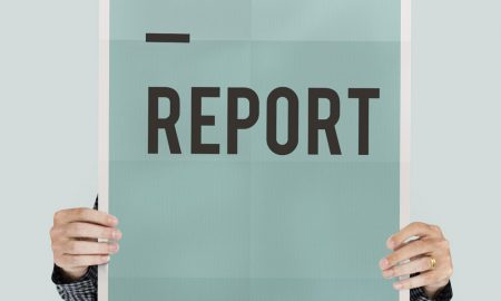 report stock image