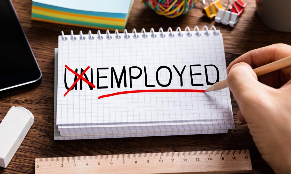 employment stock image