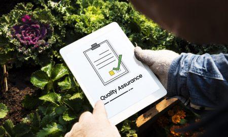 food assurance stock image