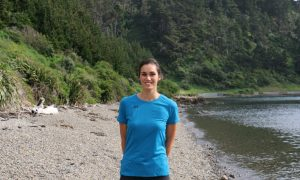 Water Safety New Zealand Ambassador Ameliaranne Ekenasio