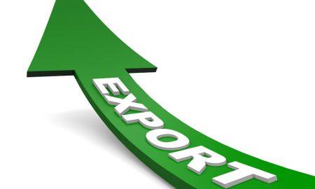 exportarrow stock image