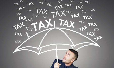 taxation stock image