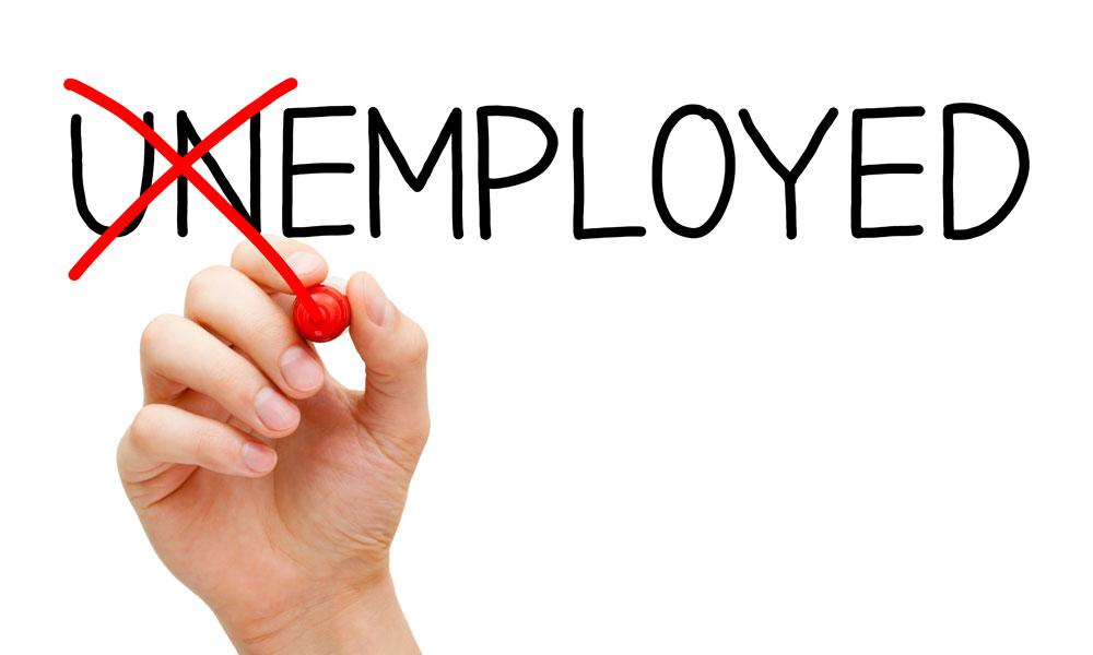 employed stock image