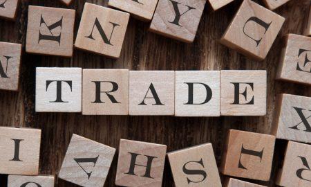 trade stock image