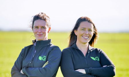 Kate Peddie (L) and Sarah Gard (R)