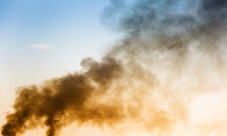 emissions stock image